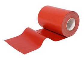 Red Coating Fabric