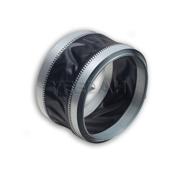 Neoprene Duct Connector by Yeedah