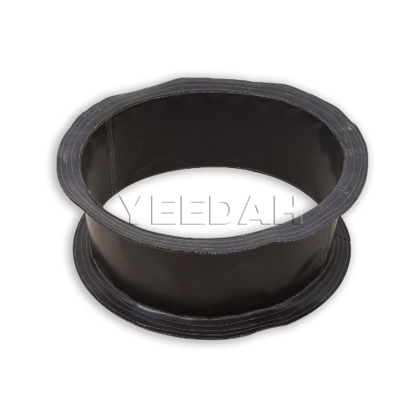 Round PVC Duct Connector by Yeedah
