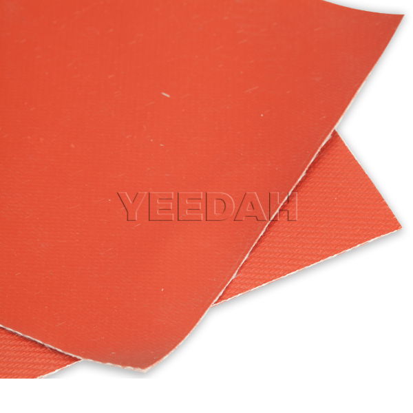 Silicone Coated Glass Fiber 1.00mm by Yeedah
