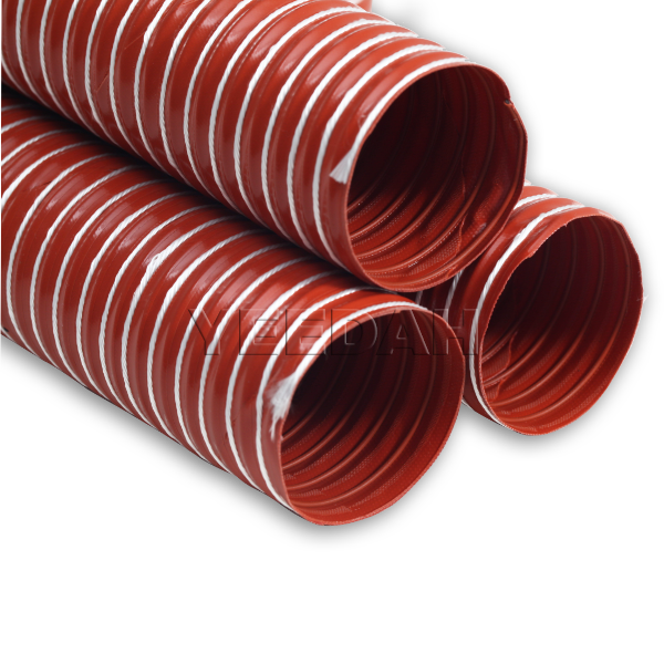 Single Layer Silicone Flexible Ducting Hose 4m by Yeedah